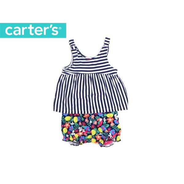 70%OFF セール 【返品・交換不可】 ベビー服 carter's カーターズ ロンパース 3点セット ct121I148