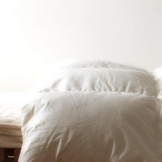 ハンガリーホワイトグースダウン93%×100サテン羽毛布団・本掛け シングル