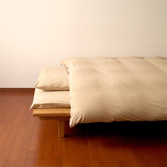 コットンニット カバーシリーズ 枕カバー 35×63cm (63cmファスナー)