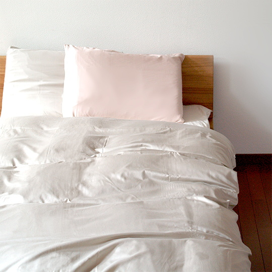 80サテン エジプト綿カバーシリーズ 敷き布団カバー