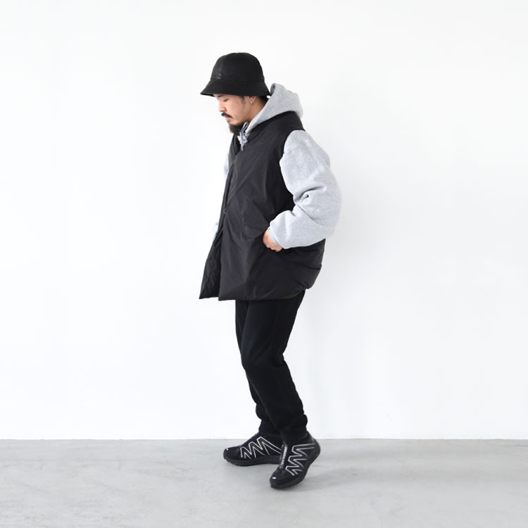 bocodeco(ボコデコ)/WASHABLE LEATHER HAT ウォッシャブルレザーハット【2021春夏】