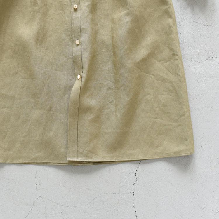 ANATOMICA(アナトミカ)/TUSCAN DRESS IRISH LINEN トスカンドレスアイリッシュリネン【2021春夏】