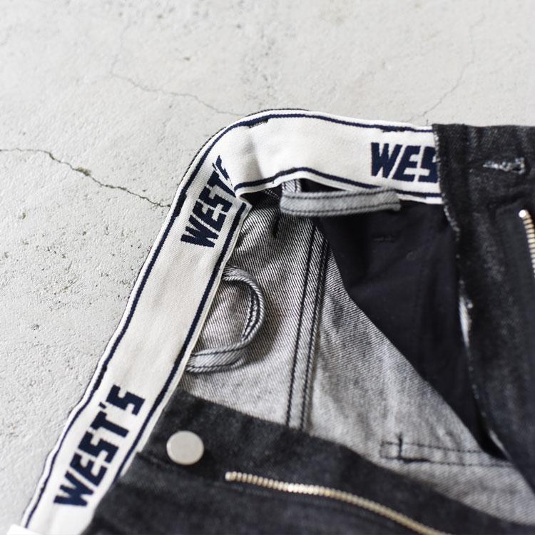 WESTOVERALS(ウエストオーバーオールズ)/802S DENIM【2021秋冬】【履き比べ可能】