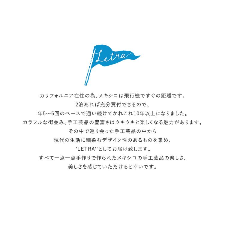Letra(レトラ)/MERCADO BAG M メルカドバッグ【2021春夏】