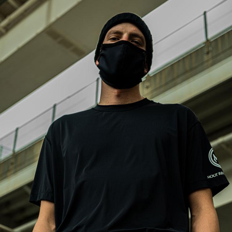 【予約商品】【2月末~3月上旬頃入荷予定】MOUT RECON TAILOR(マウトリーコンテイラー)/Anti-Microbial Mask アンチマイクロビアルマスク【2021春夏】【ネコポス2点まで可能】