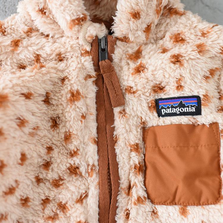 patagonia(パタゴニア)/Baby Furry Friend Bunting ベビーファーリーフレンズバンティング【2021秋冬】
