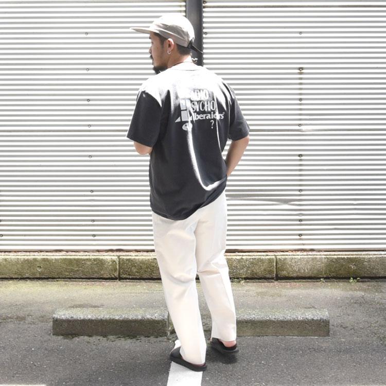 Liberaiders(リベレイダース)/RPL TEE グラフィックTシャツ【2021春夏】