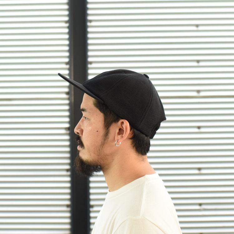 crepuscule(クレプスキュール)/B.B CAP 6パネルベースボールキャップ【2021秋冬】