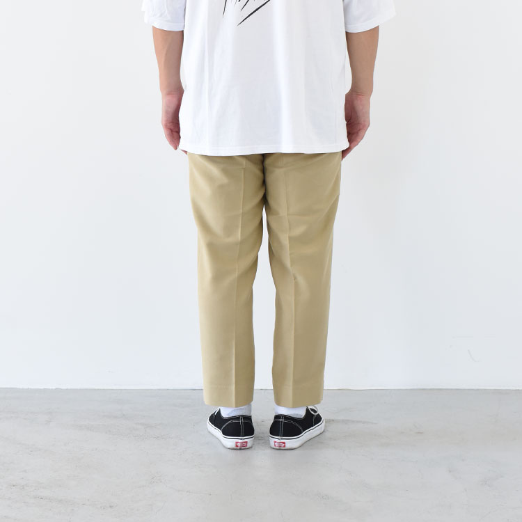 【SALE 30%OFF】MARKAWARE(マーカウェア)/PLEATED FRONT PEGTOP プリーツフロントペグトップ/メンズ/markaware 通販/マーカウェア 通販/markaware パンツ/markaware 20aw【2020秋冬】【返品交換不可】