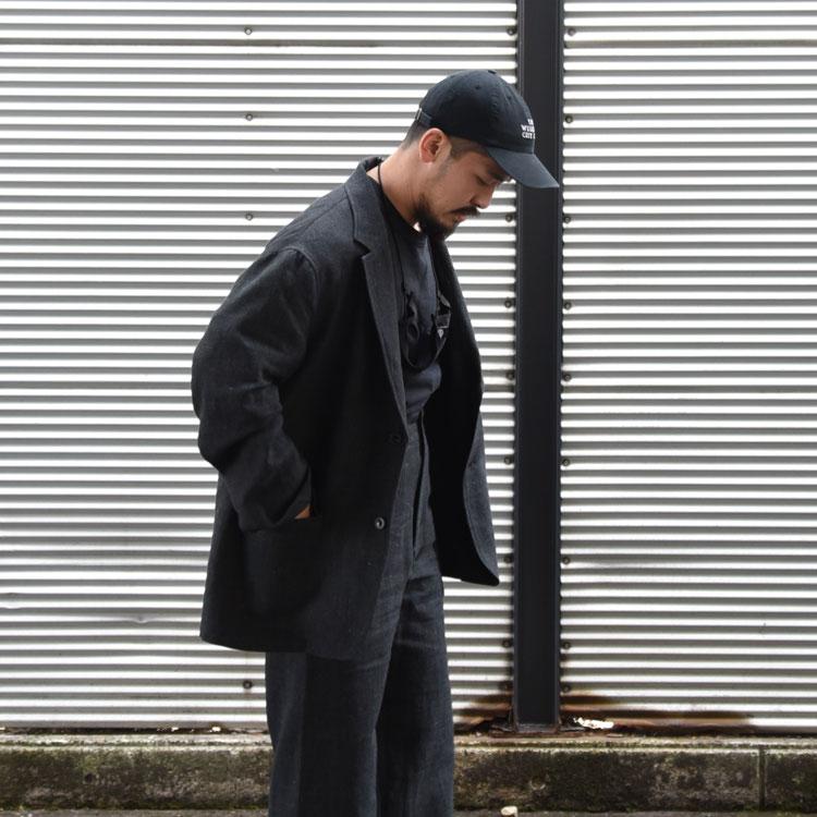 ULTERIOR(アルテリア)/L/C/S BIRD'S-EYE JKT バーズアイジャケット【2021春夏】