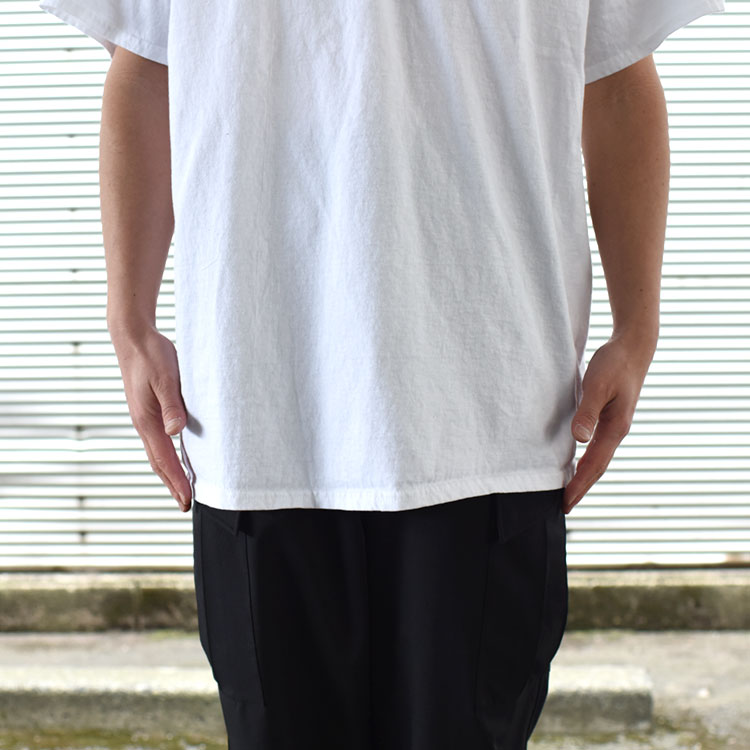 Rocky Mountain Featherbed(ロッキーマウンテンフェザーベッド)/RMFB BUFFALO TEE バッファローTシャツ【2021春夏】【ネコポス1点まで可能】