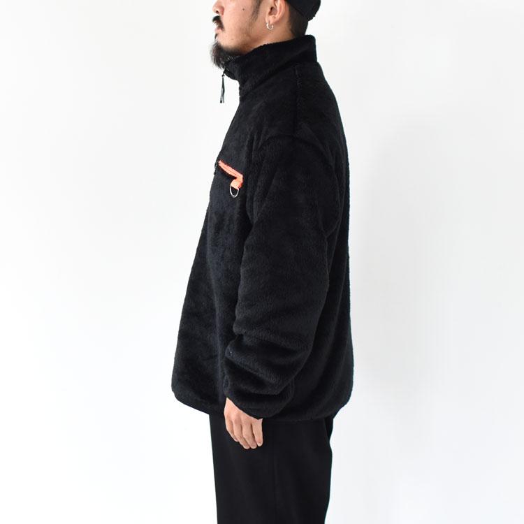 Karrimor(カリマー)/HALF ZIP REVERSIBLE FLEECE ハーフジップリバーシブルフリース【2020秋冬】
