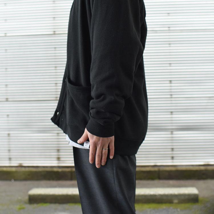【SALE 20%OFF】MOSHA(モシャ)/STAY HOME CARDIGAN ステイホームカーディガン【2021春夏】【返品交換不可】