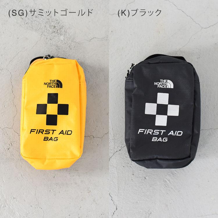 THE NORTH FACE(ザ・ノースフェイス)/First Aid Bag ファーストエイド/ノースフェイス ファーストエイド/ノースフェイス メディカルポーチ/防災グッズ【2021春夏】