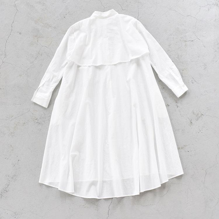 【SALE 30%OFF】MidiUmi(ミディウミ)/A line flare shirts OP Aラインフレアシャツワンピース/レディース/midiumi 通販/ミディウミ 通販/ミディウミ シャツワンピース【返品交換不可】