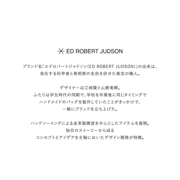 ED ROBERT JUDSON(エドロバートジャドソン)/BOX BAG ボックスバッグ【2021春夏】