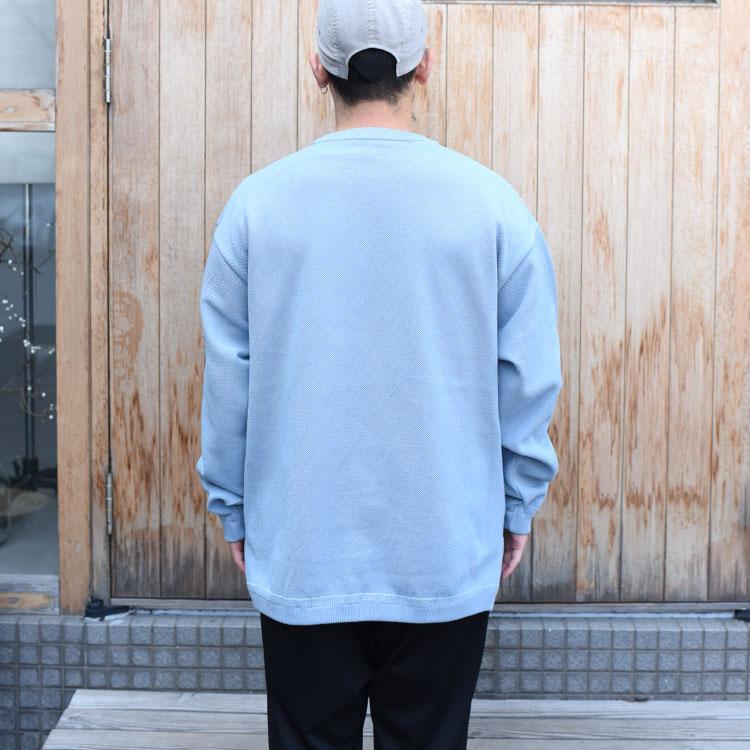crepuscule × BINGOYA exclusive(クレプスキュール)/MOKU KANOKO P/O モクカノコプルオーバー【2021春夏】