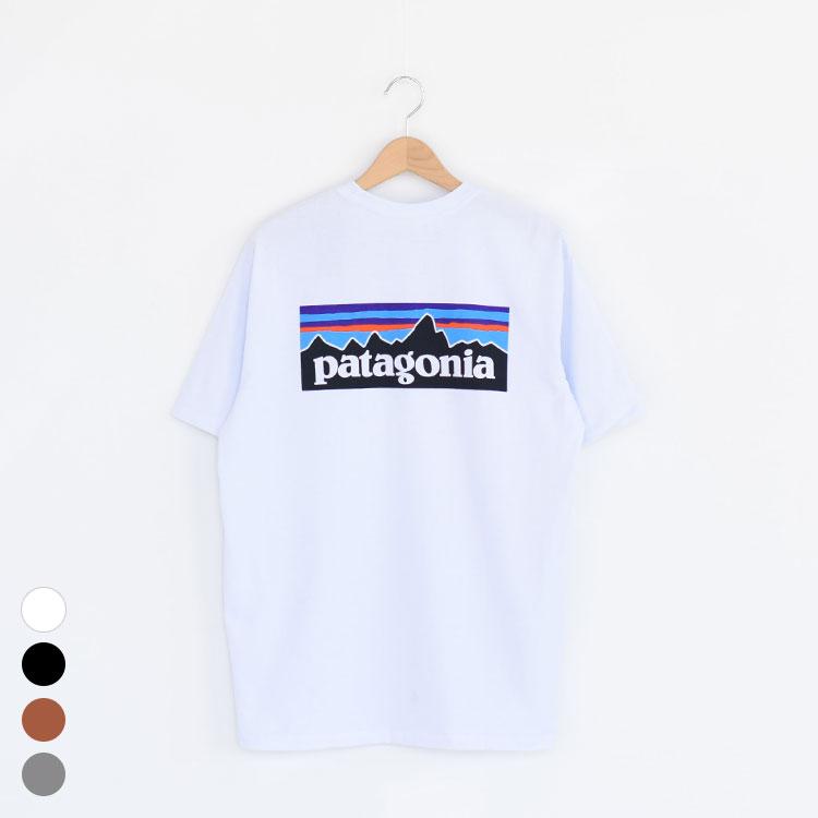 patagonia(パタゴニア)/M's P-6 Logo Responsibili Tee メンズP-6ロゴレスポンシビリティー/メンズ/レディース/patagonia Tシャツ/パタゴニア Tシャツ【2021春夏】【ネコポス1点まで可能】