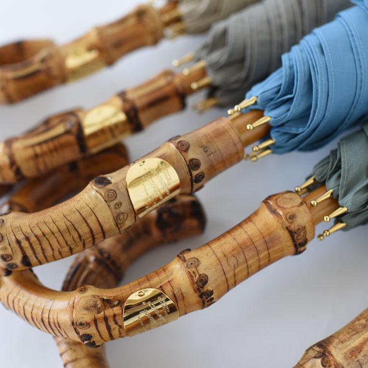 Traditional Weathewear(トラディショナルウェザーウェア)/UMBRELLA BAMBOO GOLD アンブレラバンブーゴールド【2021春夏】