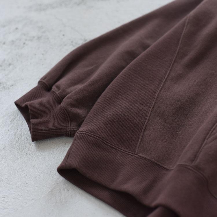 VOTE MAKE NEW CLOTHES(ヴォートメイクニュークローズ)/P.E.FAT HOODIE ファットフーディー【2021春夏】