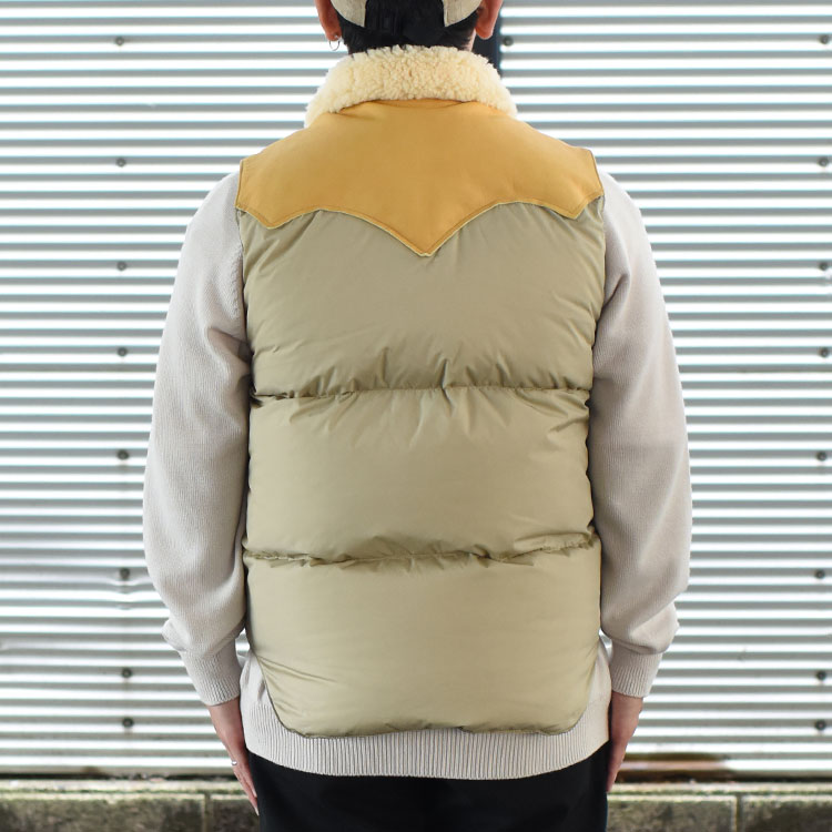 Rocky Mountain Featherbed(ロッキーマウンテンフェザーベッド)/CHRISTY VEST クリスティーベスト【2021秋冬】