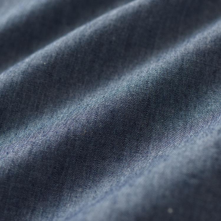 nanamica(ナナミカ)/REGULAR COLLAR WIDE SH レギュラーカラーワイドシャツ【2021春夏】