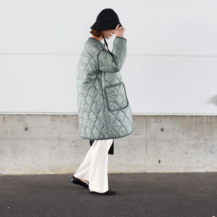 THE SHINZONE(ザ シンゾーン)/QUILTING COAT キルティングコート【2021秋冬】