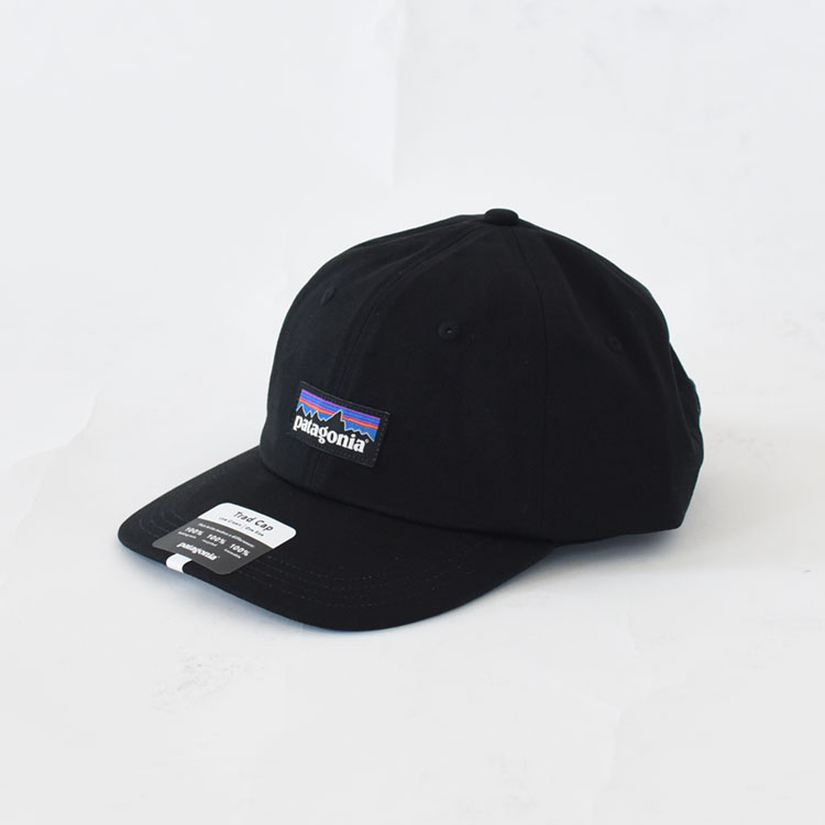 patagonia(パタゴニア)/P-6 LABEL TRAD CAP トラッドキャップ /帽子 patagonia【2021春夏】