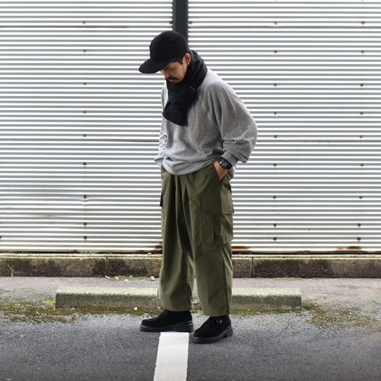 nanamica(ナナミカ)/DOWN MUFFLER ダウンマフラー【2021秋冬】