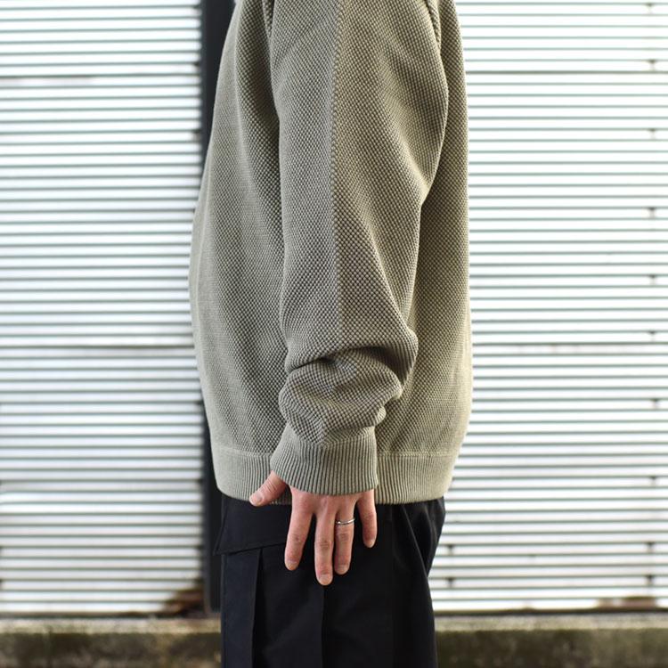 crepuscule(クレプスキュール)/MOKU KANOKO P/O モクカノコプルオーバー【2021春夏】
