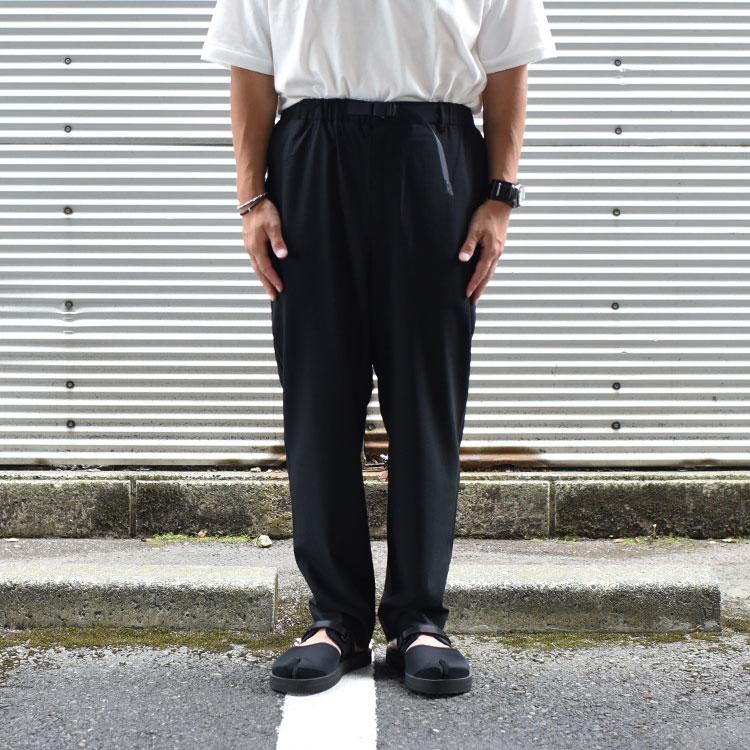 markaware(マーカウェア)/TRUCK PANTS トラックパンツ【2021秋冬】