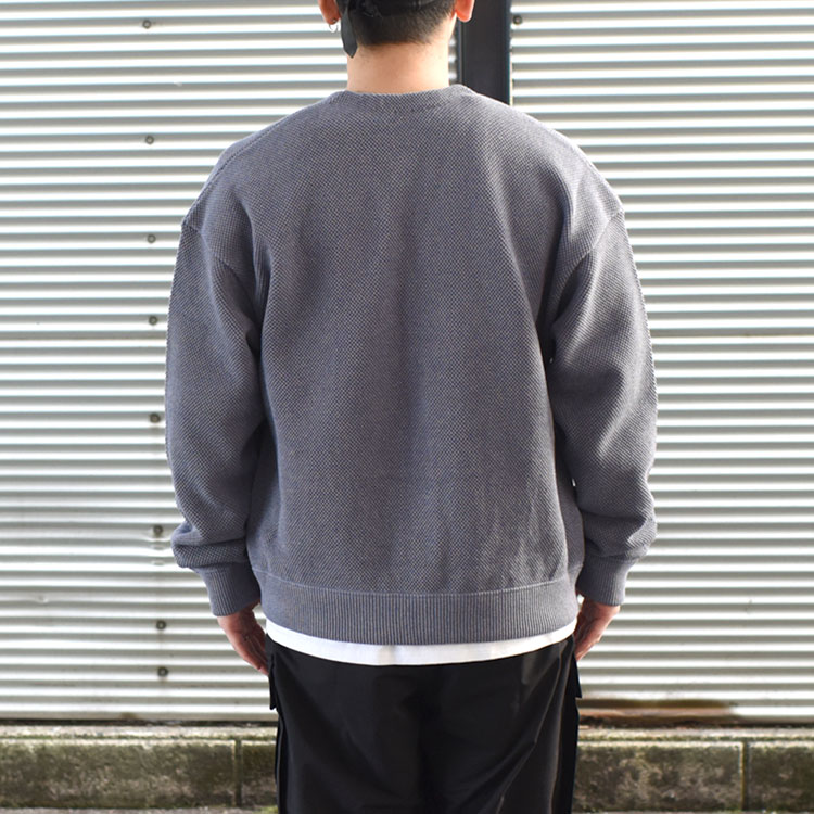 【SALE 20%OFF】crepuscule(クレプスキュール)/MOKU KANOKO C/D モクカノコカーディガン【2021春夏】【返品交換不可】