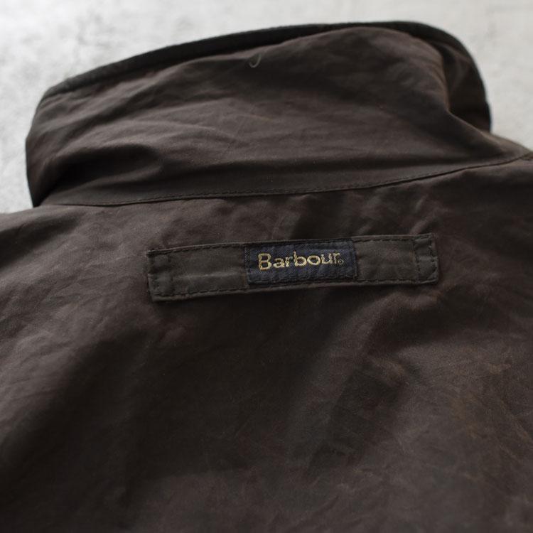 OLD BARBOUR JKT オールドバブアージャケット 古着リメイク商品メンズ/barbour 古着/バブアー リメイク/バブアー 古着【2020春夏】