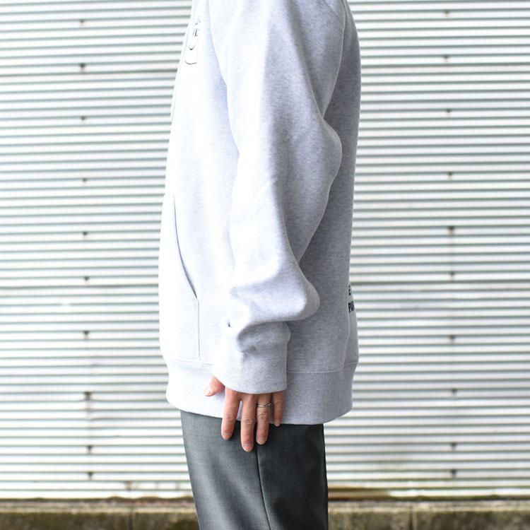 Carhartt WIP(カーハート)/HOODED SMILY SWEATSHIRT フーデッドスマイリースウェットシャツ/メンズ【2021春夏】