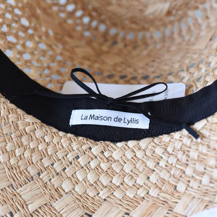 La Maison de Lyllis(ラ メゾン リリス)/VACUHO バウチョ【2021春夏】