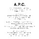 A.P.C.(アーペーセー)/21SS DENIM COVERALL デニムカバーオール【2021春夏】