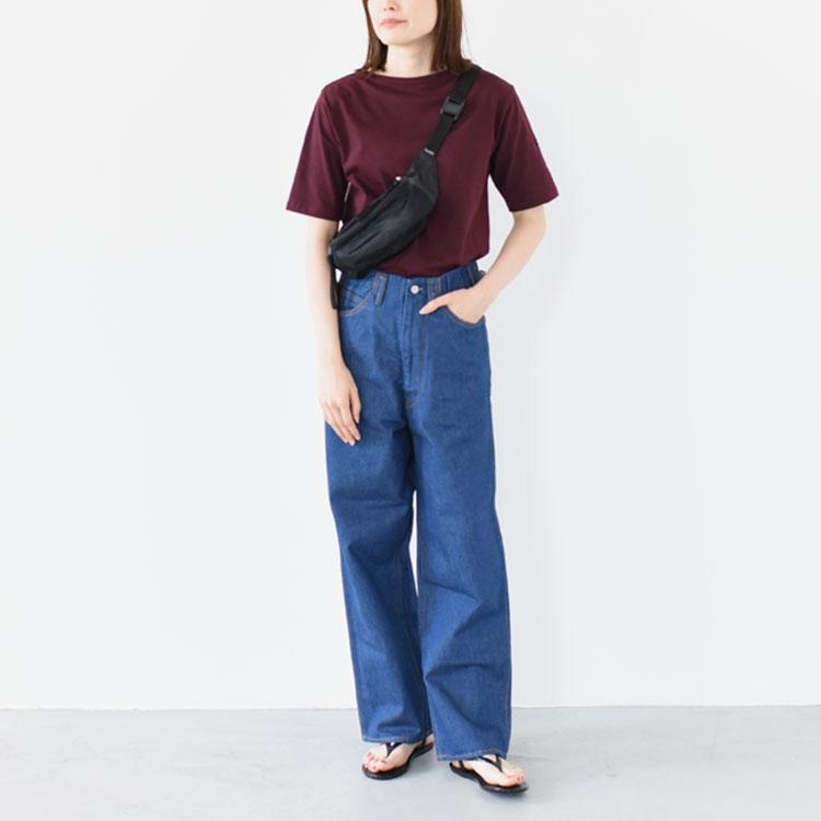 SAINT JAMES(セントジェームス)/PIRIAC ピリアック半袖Tシャツ 【2021春夏】【ネコポス1点まで可能】