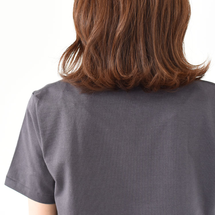 【SALE 20%OFF】BATONER(バトナー)/PACK T-SHIRT パックTシャツ/レディース【2021春夏】【ネコポス1点まで可能】【返品交換不可】