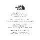 THE NORTH FACE(ザ ノースフェイス)/B S/S ROMPERS & 2P BIB ベビー ロンパース 2Pビブ スタイ/出産祝い 箱入り ギフト ボックス【2021春夏】