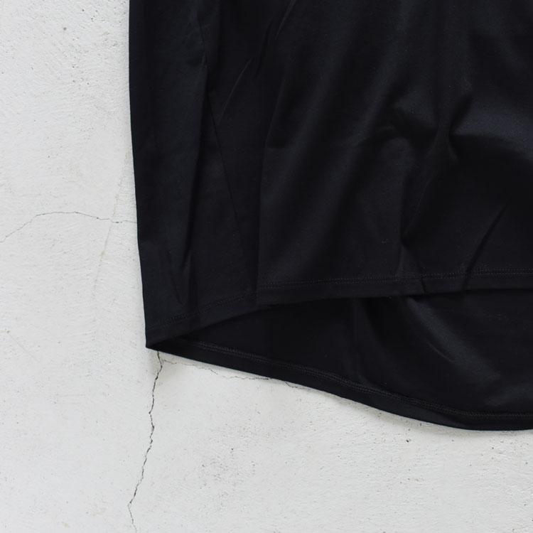 MidiUmi(ミディウミ)/BACK DRAPE WIDE PO バックドレープワイドプルオーバー【2021春夏】