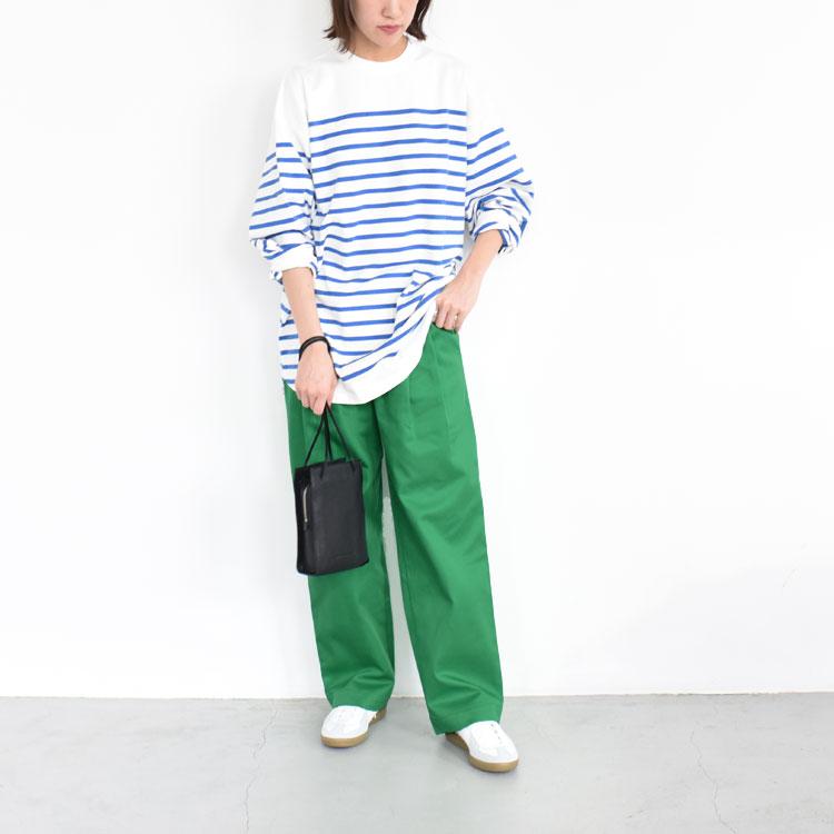 THE SHINZONE(ザ シンゾーン)/TOMBOY PANTS トムボーイパンツ【2021春夏】【履き比べ可能】