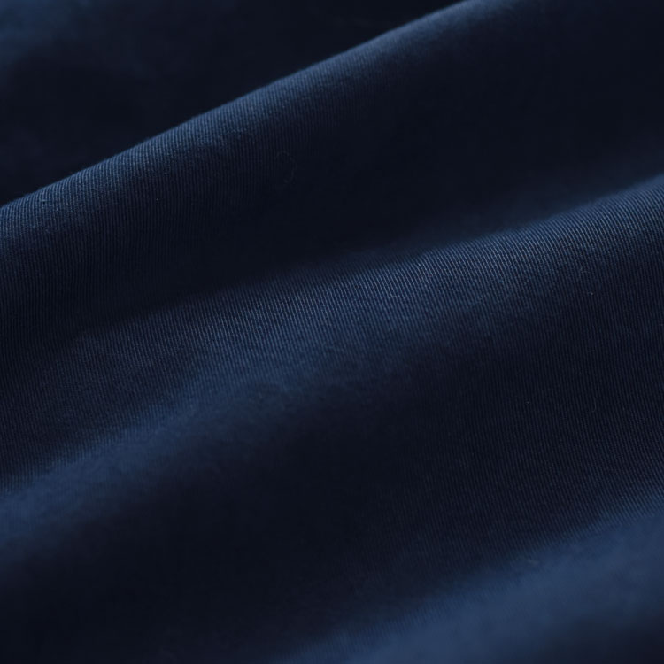 hobo(ホーボー)/ARTISAN EASY PANTS COTTON TWILL INDIGO DYED コットンツイルイージーパンツ【2021秋冬】