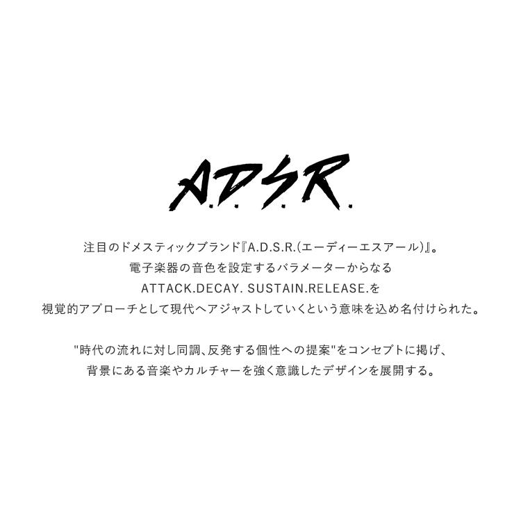 A.D.S.R.(エーディーエスアール)/SATCHMO サッチモ サングラス/adsr【2021春夏】