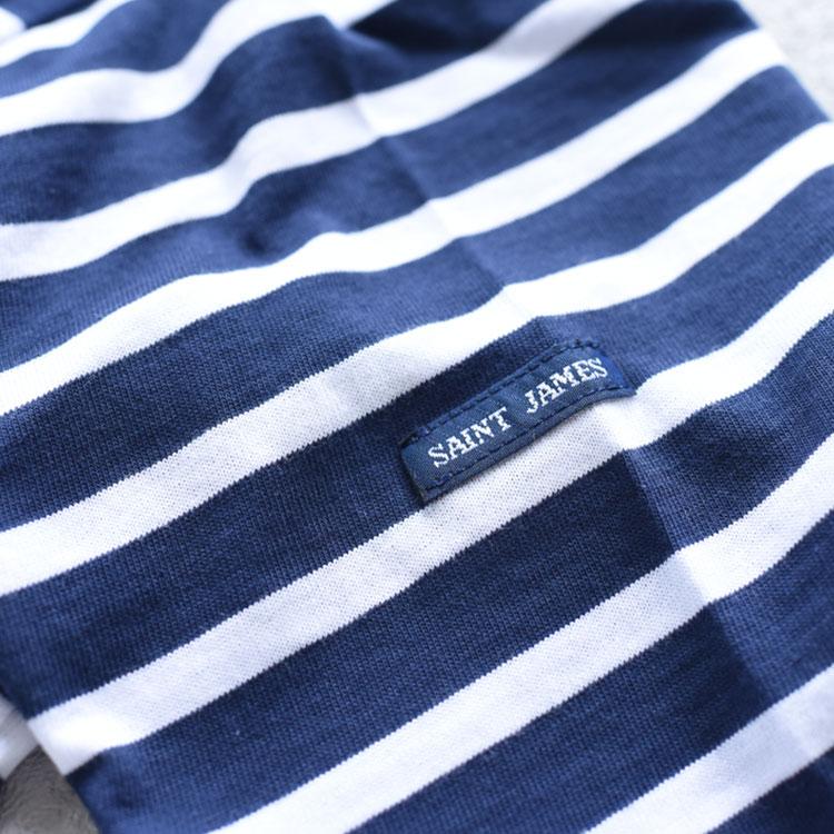 SAINT JAMES(セントジェームス)/PIRIAC ピリアック半袖Tシャツ/レディース/メンズ/セントジェームス ピリアック/セントジェームス 半袖/ボーダー/PIRIAC A DIVERS【ネコポス1点まで可能】