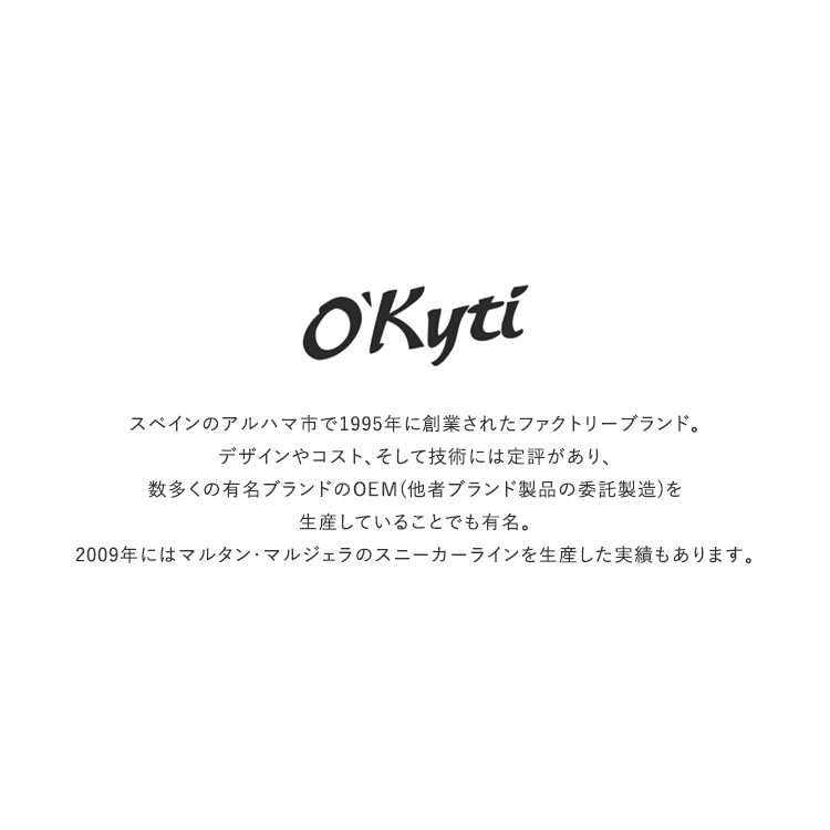 O'KYTI(オキティ)/ベルベットシューズ【2020秋冬】