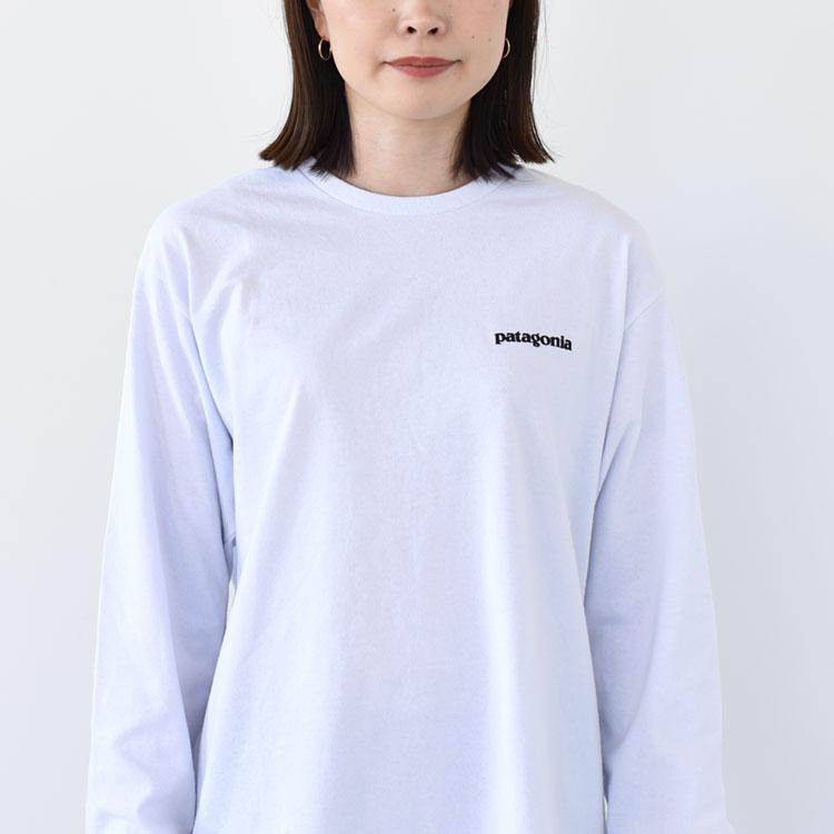 patagonia(パタゴニア)/L/S Logo Respoinsibili-Tee ロングスリーブロゴレスポンシビリTシャツ/メンズ/レディース/パタゴニア Tシャツ/patagonia Tシャツ【2020春夏】