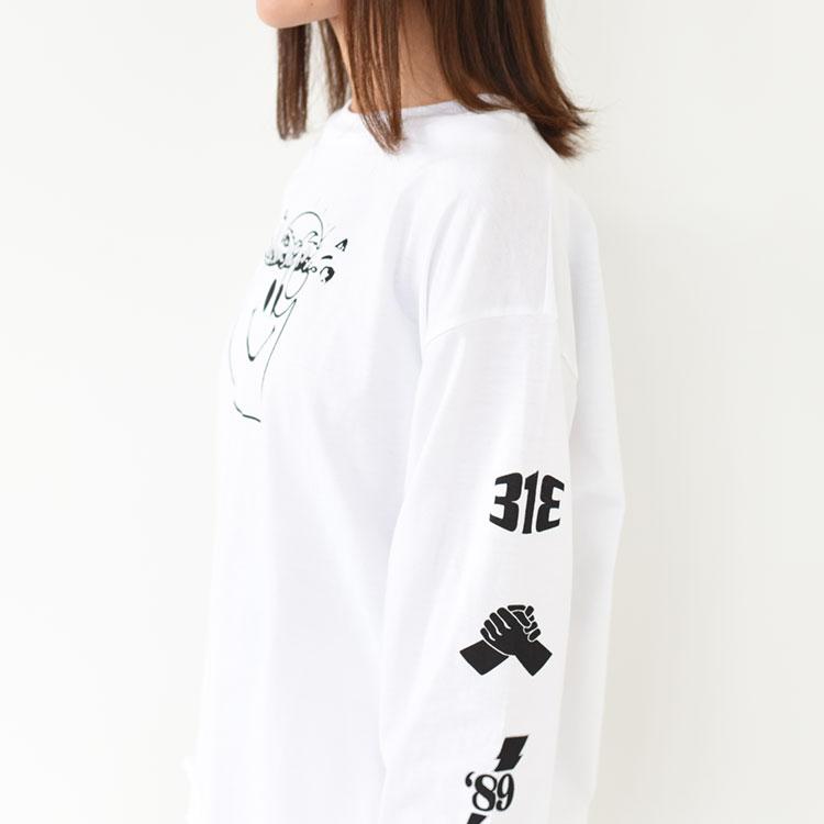 Carhartt WIP(カーハート)/W L/S TAB T-SHIRT ロングスリーブTシャツ【2021春夏】