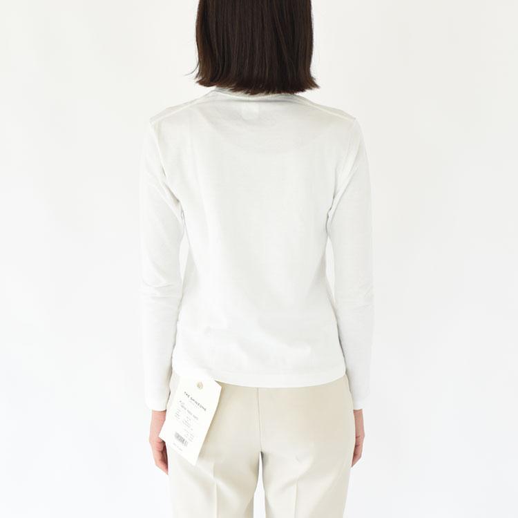 ANATOMICA(アナトミカ)/MOCK NECK TEE L/S モックネックロングスリーブTシャツ【2020秋冬】