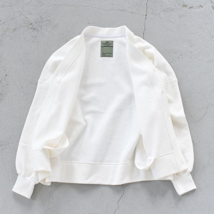 VOTE MAKE NEW CLOTHES(ヴォートメイクニュークローズ)FAT SLEEVE CARDIGAN ファットスリーブカーディガン【2021春夏】