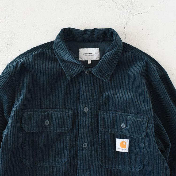 Carhartt WIP(カーハート)/Dixon Shirt Jac ディクソンシャツジャケット【2021春夏】
